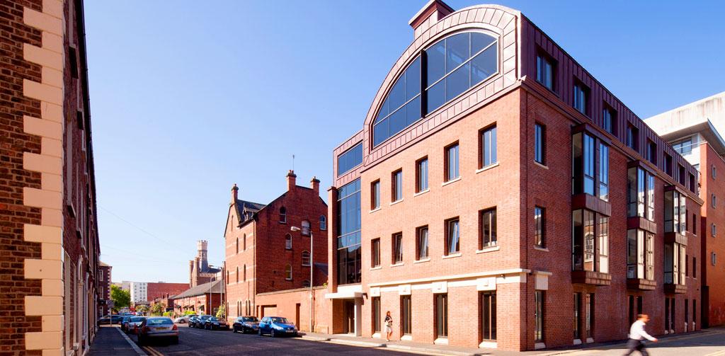 hamilton architects house front